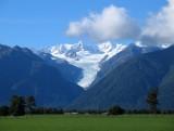 Fox Glacier Mount Tasman
