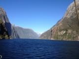Op de Tasman Zee