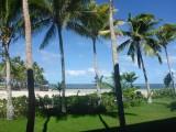 Uitzicht vanuit mijn kamer