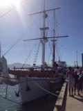 Tall ship Ra Mrama
