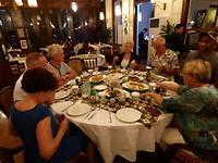Diner in café Batavia