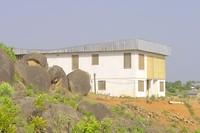 Het huis in Ngaoundéré
