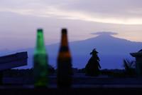 Lekker biertje erbij!