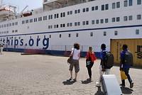 Bezoek aan Mercy Ships