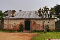 Doorgang naar het oude paleis