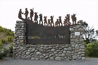 Monument voor soldaten WO I