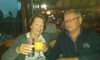 Peter en Corrie