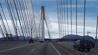 De brug naar Vancouver