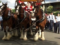 De Santa Parade