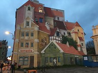 street art rondo Sródka