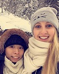 Oslo met Angela