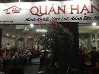 Lokale keuken bij Quan