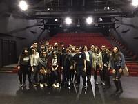 Visite de la manufacture de Nancy (bezoek theater)