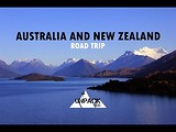 Epic road trip through Australia and New Zealand