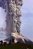 Uitbarsting Turrialba Vulcano