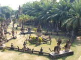 2) Bijzonder Boedha park
