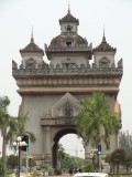 22) De Arc DuTriompf van Vientiane