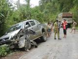 31) Onze vrienden hebben een ongeluk...gelukkig niemand gewond