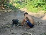 56) Chang maakt avondeten