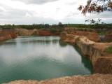 14) Kratermeer om even af te koelen