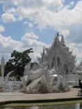 8) Deze tempel lijkt van suiker