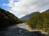 6) Veel berg rivieren