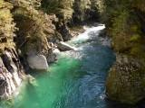 7) Met heel blauw water