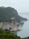 77) Mooie kustlijn