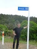 78) Hij heeft een eigen straat