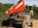 19) weggraven en opvullen