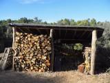 2) Nieuw houthok