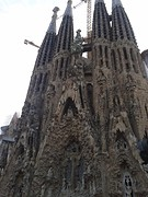 17) LSagrada Familia is indrukwekkend