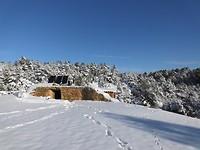 14) En toen was er sneeuw!
