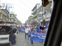 8) Vele demonstraties in Nepal