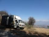 1) Weer in de buurt van de Himalya