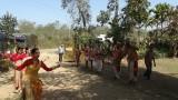 2) Een hartelijk ontvangst in Nagaland (India)
