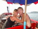 2b) voor ons  Snorkeluitje