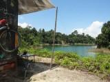 4) Mooi plekje aan het meer