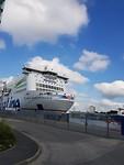 De Stenaline naar Göteborg
