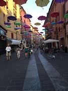 Straat in Ferrara