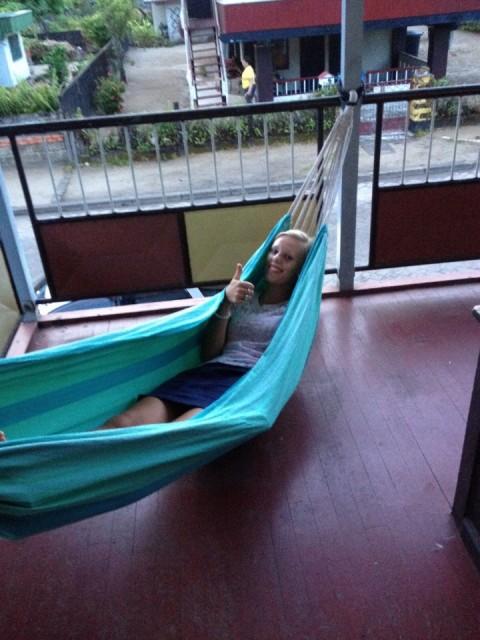 Hangmat Ophangen Balkon.Hangmat Voor Balkon Rsvhoekpolder