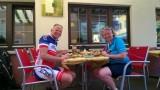 Heerlijk aan het eten in Weil der Stadt