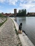 Ponte di Castel Vecchio, Verona