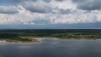 Prachtig eiland voor de kust van Estland
