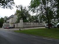 Castle in Laitse