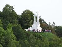 Vilnius Hill of 3 crosses
