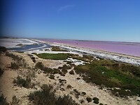 Salt lake Arles