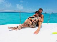 Cancún met Natalia