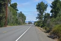 Road to Ellensburg