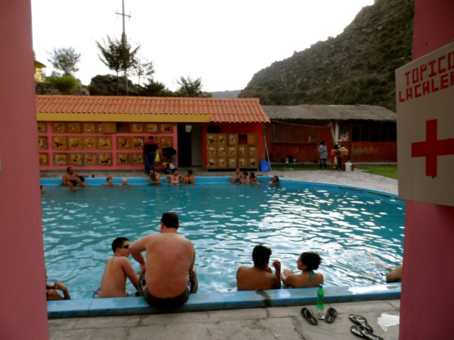 Warme baden